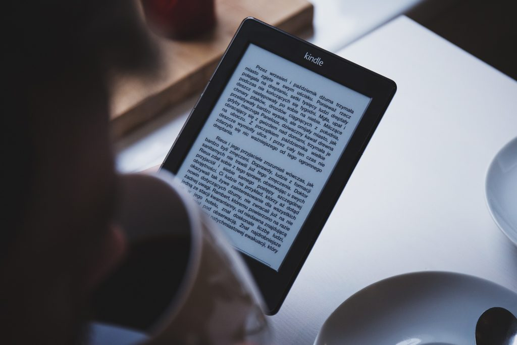 eBook readers can use in the night