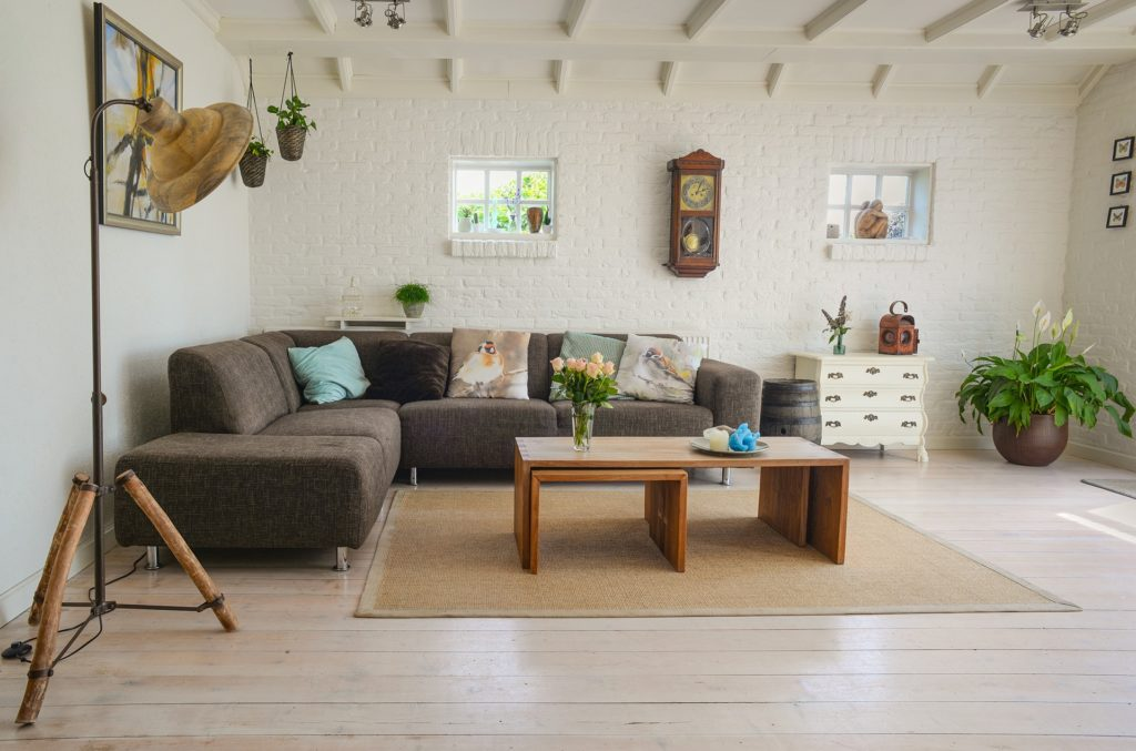 Adding some small items is a good fact for home interior design.