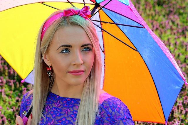 Beautiful Modern Umbrella