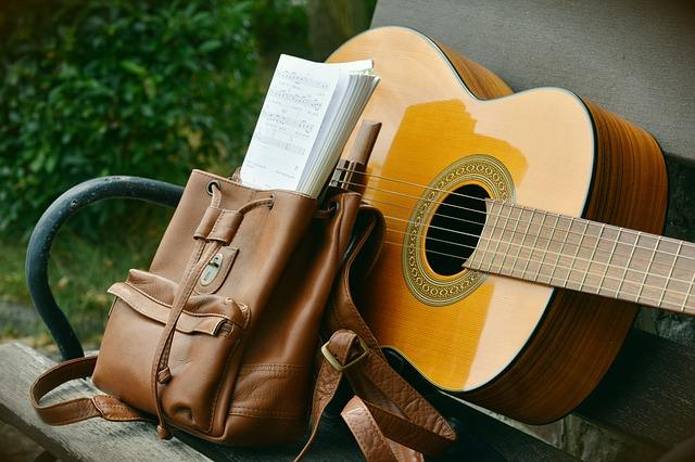 An Quality Guitar