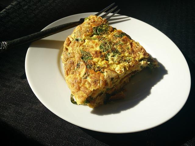 Best easy breakfast recipes_omelette