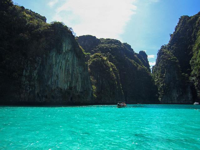 The most beautiful island Phuket, Thailand