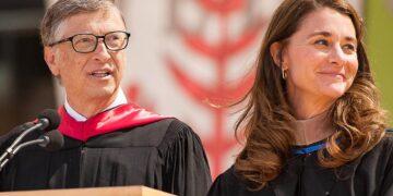 Bill Gates and Belinda