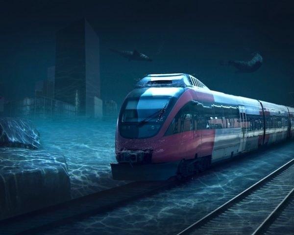 Underwater Railroad