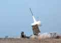 Iron Dome Intercepts Rockets