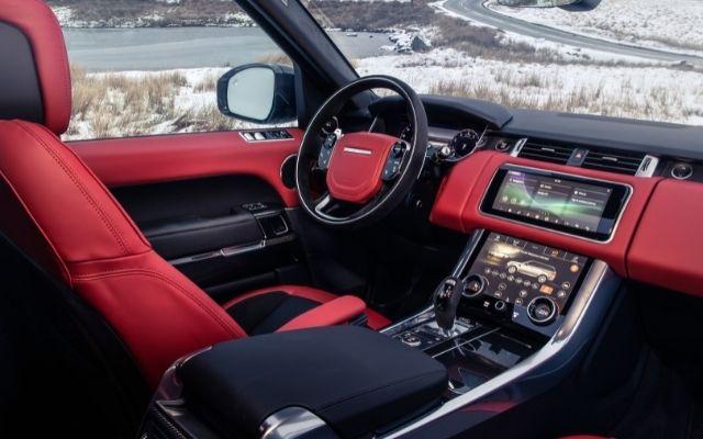 Range Rover Symbol of Status