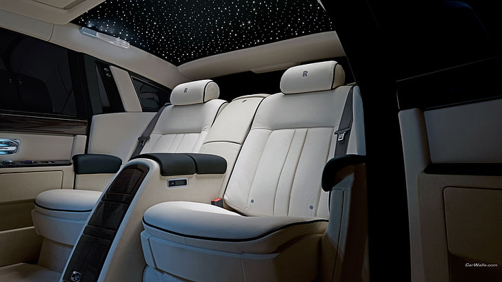 Rolls Royce Comfortability