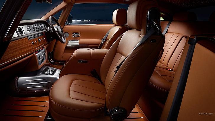 Rolls Royce Leather