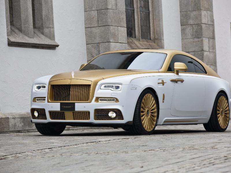 Rolls Royce Line Drawing