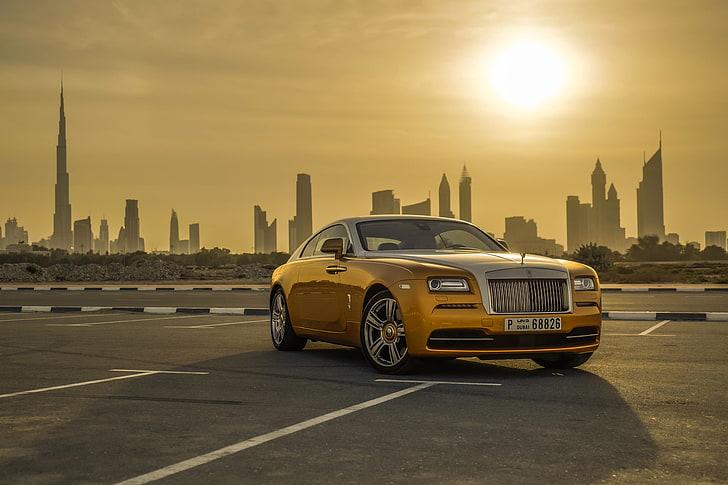 Rolls Royce car colors