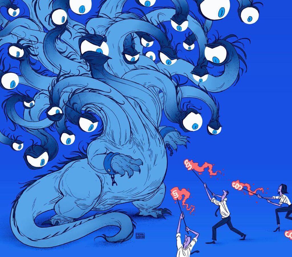 Taming The Zuckerberg's Beast