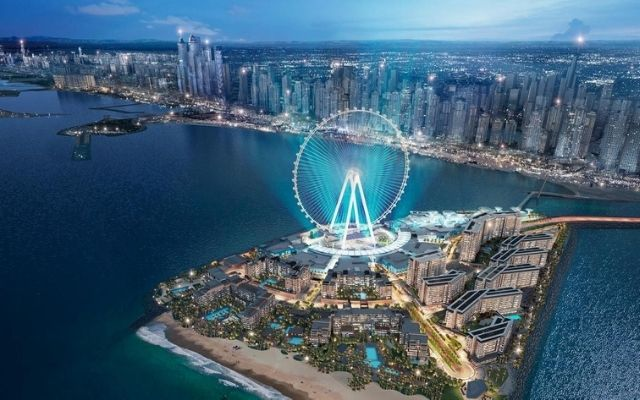 Ain Dubai - World's Largest Ferris Wheel
