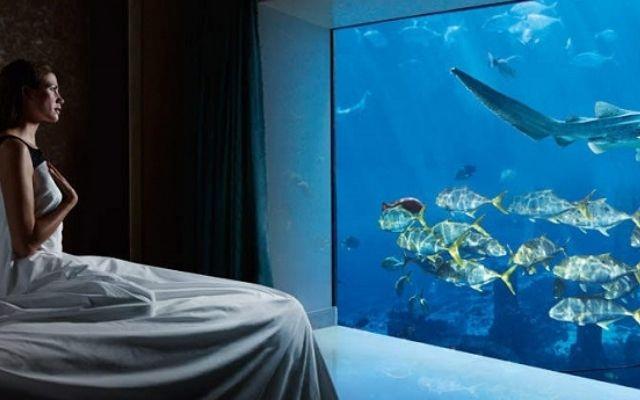 Underwater Hotel Dubai