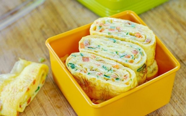 Korean Omelette