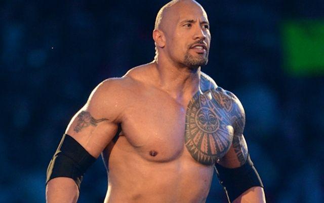Rock WWE