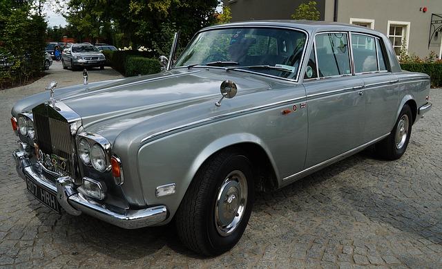 Rolls Royce History