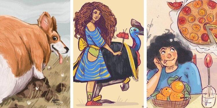Annada Menon's arts