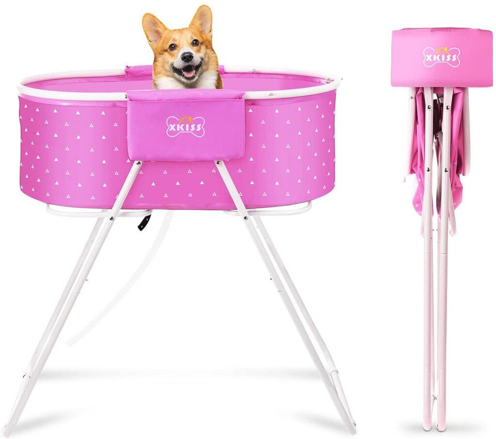 XKISS Dog Bath Tub