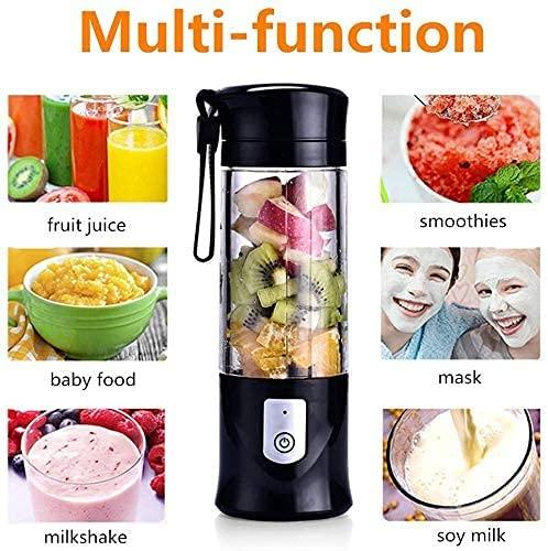 Portable blender, Mini Fruit Juicer Cup,
